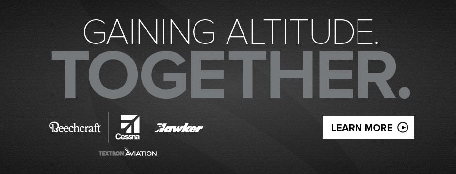 Gaining Altitude. Together