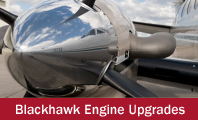 King Air 200 Blackhawk Engine Upgrade