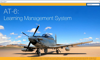Beechcraft Military: AT-6 Training Systems