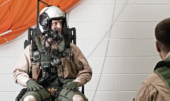 Ejection Seat Trainer
