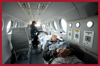 Beechcraft Special Missions Air Ambulance